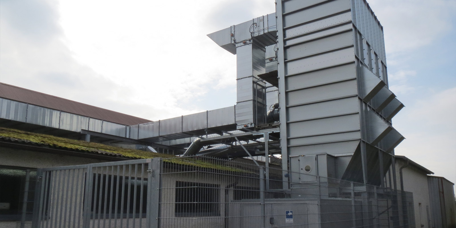 ELT Entstaubungs- & Lufttechnik - Anlagenbau Entstaubung